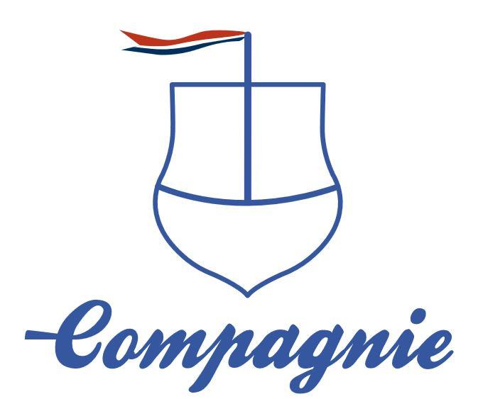 De Compagnie logo
