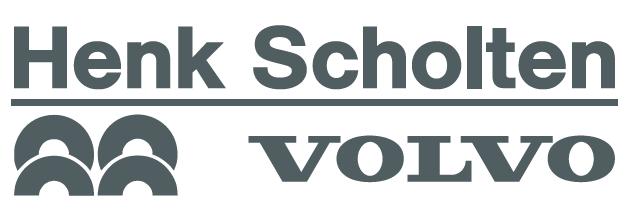 Henk Scholten Volvo logo